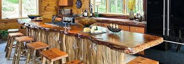 kitchen island with reclaimed wood legs full image for matchless