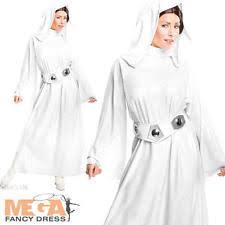 Halloween Costume Princess Leia Princess Leia Costume Ebay