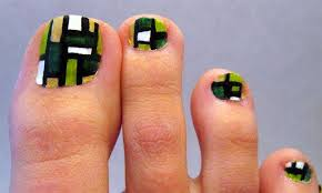 super 12 nail art designs to make your toes beautiful life stylei