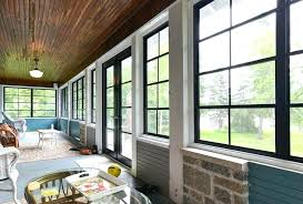 Windows For Porch Inspiration Windows For Screened Porch Inspiration For A Craftsman Porch