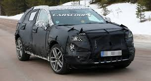 cadillac small suv cadillac compact suv to be named the xt4 arrives in 2018