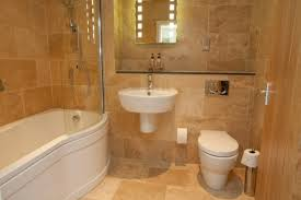 Small Bathroom Ideas Travertine  Brightpulseus - Travertine in bathroom