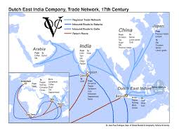 Batavia World Map by The Dutch East India Company Trade In The Dutch Golden Age U2013 The
