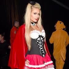 Insane Halloween Costumes Halloween Costumes Paris Hilton