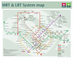 Singapore Subway Map by New Singapore Hostel Bed And Breakfast Home