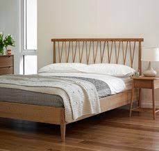 Ercol Bed Frame Ercol For Lewis Chiltern Bedstead Oak Kingsize Mancave