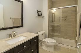 ideas for remodeling bathrooms steve u0026 emily u0027s hall bathroom remodel pictures home remodeling