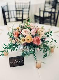 fancy flower arrangements table centerpieces small wedding white