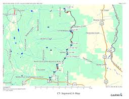Colorado Trail Map by Segment 14 Chalk Creek Th Single Speeding On The Colorado Trail