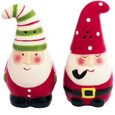 Cute Salt And Pepper Shakers by Jolly Ol U0027 Gnomes Salt U0026 Pepper Shaker Set Salt U0026 Pepper