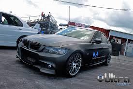 matte black bmw 328i bmw e90 matte black csl anthracite rides styling