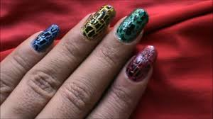 how to use crackle nail polish at home ideas easy how to tutorial