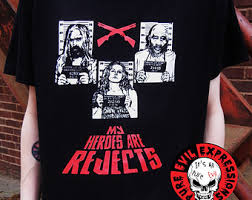 Devils Rejects Halloween Costumes Devils Reject Etsy
