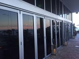 glass doors miami miami impact windows hurricane shutters custom door installation