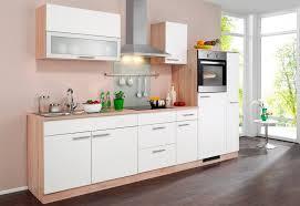 otto küche wiho küchen küchenzeile mit e geräten montana breite 290 cm