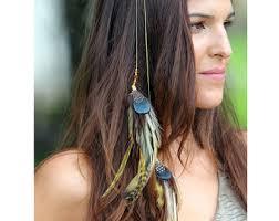 hippie hair accessories hair accessories etsy
