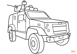 oshkosh m atv vehicle coloring page free printable coloring pages
