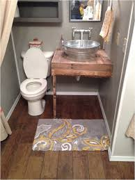 Pallet Bathroom Vanity by Luxury Galvanized Bathroom Sink Luxury Bathroom Ideas Bathroom