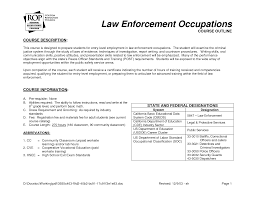 Resume Samples Law Enforcement by Law Enforcement Resume Example Aware Army Gq