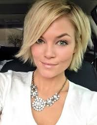 short hairstylescuts for fine hair with back and front view 55 short hairstyles for women with thin hair straight bob fine