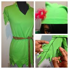 how to make an peter pan costume peter pan costumes peter