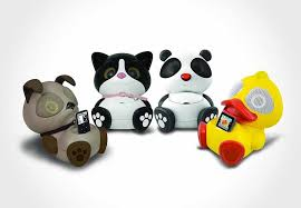 electric friends animal themed speakers mikeshouts