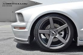 Matte Black 2005 Mustang 2005 Ford Mustang Gt Convertible On 20