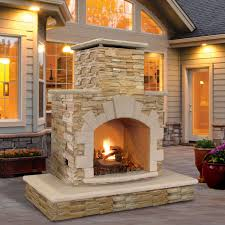 Lowes Outdoor Fireplace by Home Decor All Outdoor Fireplaces Fuel Type Natural Gas Wayfair
