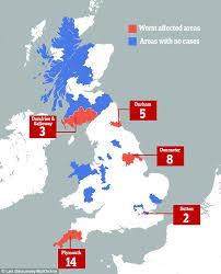 aussie map map reveals the worst struck aussie flu areas daily mail