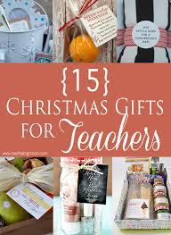 15 christmas gifts for teachers teachers will love all these