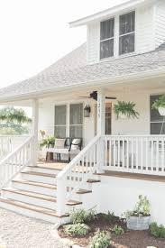 farmhouse farmhouse porch curb appeal makeover reveal farmhouse on boone