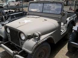 m151 jeep bunker talk real jeeps
