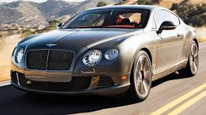bentley 2013 bentley continental gt speed the incomparable british luxury