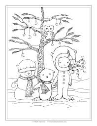 nature scene coloring pages 25 best molly harrison free coloring pages direct from the artist