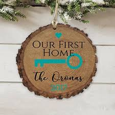 personalized wooden ornaments gifts for you now