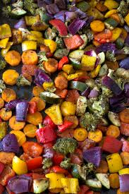 How To Make Roasted Vegetables by Check Out Oil Free Rainbow Roasted Vegetables It U0027s So Easy To