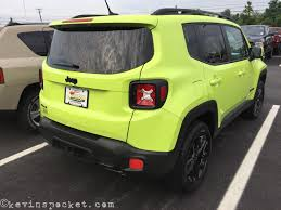anvil jeep renegade hyper green jeep renegade spotted u2013 kevinspocket