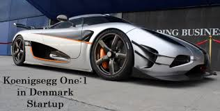 koenigsegg one 1 top speed koenigsegg one 1 startup exhaust sound autoevolution