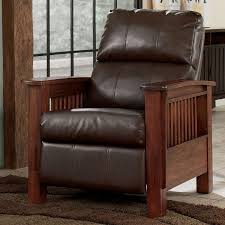 santa fe bark high leg recliner signature design by ashley