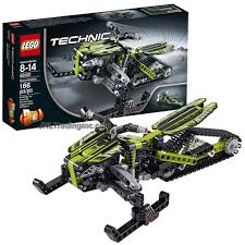 lego jeep set lego technic series set 42021 snowmobile with independent