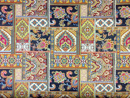 Tapestry Upholstery Fabric Online Babylon Tapestry Multi H2 Textile Express Fabric Online