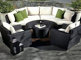 garden treasures palm city 5 piece steel patio conversation set