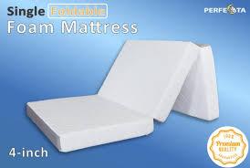 Folding Foam Bed High Density Foam Folding Mattress U2013 Univonna
