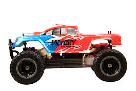 racing monster trucks imex fs racing 1 5th scale 4wd 30cc gas powered 2 4ghz monster truck