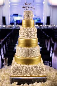 new years weddings new year s black and gold wedding every last detail