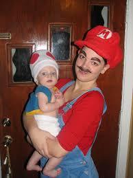 Baby Mario Halloween Costume Halloween Costumes Corey Marie