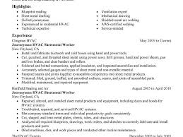 Hvac Resume Hvac Resume Hvac Resume Examples Ksa Manager Alexa With Regard To