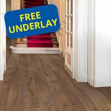 How To Install Quick Step Laminate Flooring Quick Step Largo Lpu1664 Cambridge Oak Dark Laminate Flooring