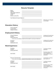Functional Resume Templates Free Resume Template Simple And Clean Free Psd Psdfreebies Pertaining