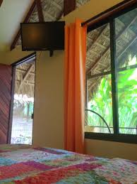 bungalow cocles beach superior caribe town hotel